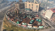 PromenadeEast FerrisWheel Verdansk Warzone MW