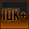 Ten K achievement icon BOII