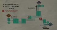 Зомби в Космоленде Карта подвала IWZ
