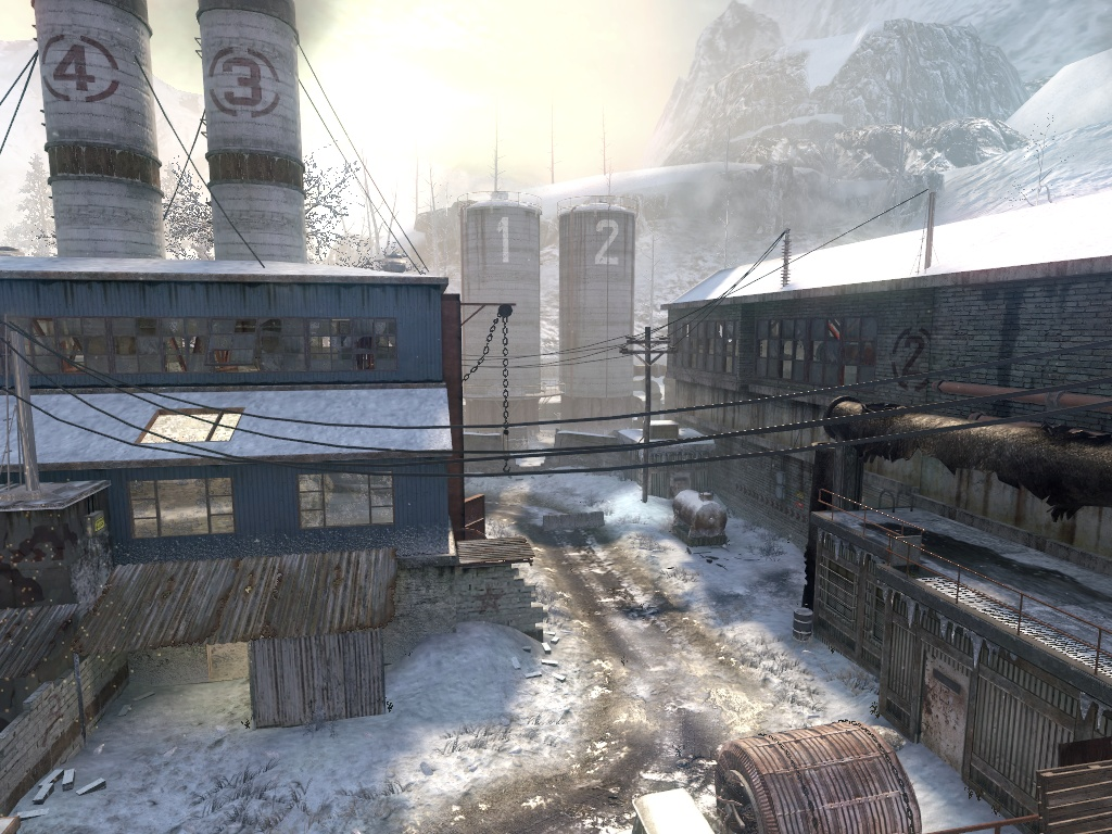 wmd (map)  call of duty wiki  fandom powered by wikia - game
