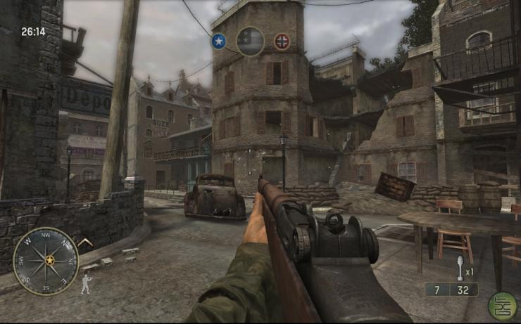 Call Of Duty 3 Maps Rouen | Call of Duty Wiki | FANDOM powered by Wikia