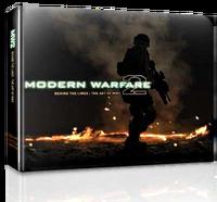 MW2 Artbook Cover