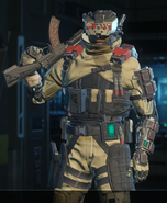 Prophet Professional outfit BO3