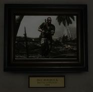 Sgt. Roebuck Portrait BO