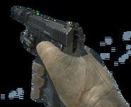 USP .45 silencer MW3