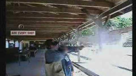 60 Caliber Nitro Pistol