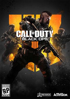 Call of Duty Black Ops IIII okladka