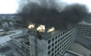 Destroyed Hotel Polissya