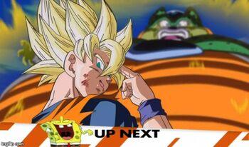 Personal SGG R.I.P. Goku