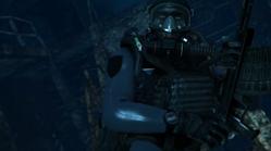 APS Underwater Rifle third person CoDG