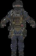 FBI LMG model BOII