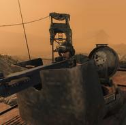 M113 APC Gunner BO