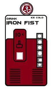 Personal JB nine90 Iron Fist