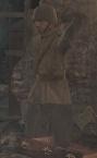 Пленный советский солдат (Выселение)