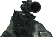 AK-47 ACOG Scope MW3