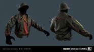 Andre 3D model concept IW