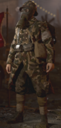 FrenchMedic Expeditionary 3 WWII