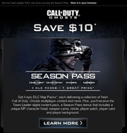 Ghosts DLC SeasonPass