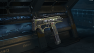 L-CAR 9 Gunsmith Model Chameleon Camouflage BO3