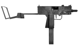 MAC-10 third person MWDS