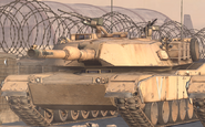 MW2 Abrams przod