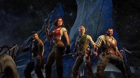 Official Call of Duty® Black Ops 4 Zombies – Voyage of Despair