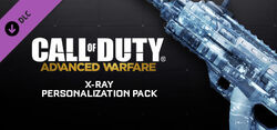 X-Ray Personalization Pack AW2