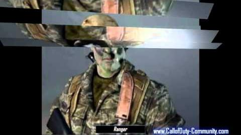 Black Ops Face Paint (All 25)