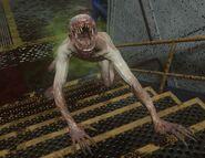 Crawler Zombie BO3