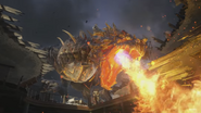 Dragon Fire Gorod Krovi