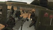 UH-1 с морпехами
