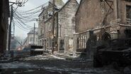 Winter Carentan Loading Screen 2 WWII