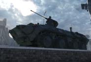 БТР-80 в MW3