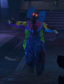 Зомби клоуны IWZ