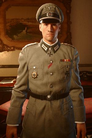 Baumann WWII
