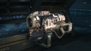 BlackCell Gunsmith model 6 Speed Camouflage BO3