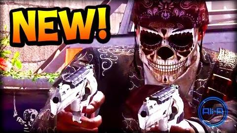 """""""CRAZY GUNMAN!"""" - Call of Duty Ghost """"DEPARTED"""" Gameplay! - (New COD Ghosts Invasion DLC)"""