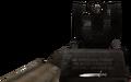 Commando Iron Sights BOZ