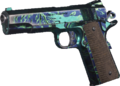 M1911 .45 Neon Tiger MWR.png