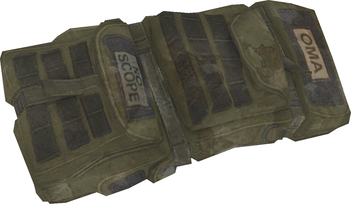 One Man Army Bag | Call of Duty Wiki | FANDOM powered by Wikia