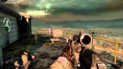 Прохождение Call of Duty Black Ops