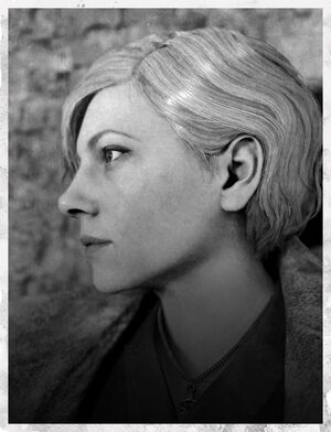 Marie Fischer profile WWII