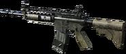 M4A1 Third Person MW2