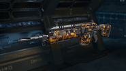 Man-O-War Gunsmith Model Dante Camouflage BO3