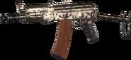 AK-74u Brainpan MWR