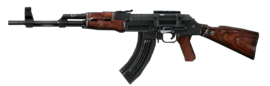AK47 menu icon AW