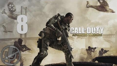 Call of Duty Advanced Warfare Прохождение На Русском Часть 8 — Охота