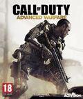 Call of Duty Advanced Warfare cover