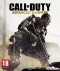 Call of Duty Advanced Warfare cover