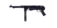 CoD1 Weapon MP40